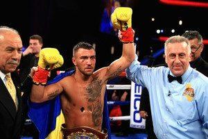 Ломаченко четвертый в рейтинге самых прибыльных боксеров