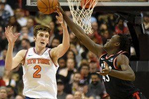 НБА: Торонто обыграл Нью-Йорк, Голден Стэйт и Кливленд проиграли