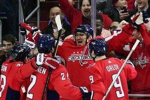 НХЛ: Вашингтон обыграл Виннипег, Монреаль уступил Коламбусу