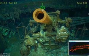 Сооснователь Microsoft нашел затонувший авианосец