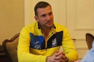 Шевченко: Яремчук точно приедет в сборную, с Ярмоленко еще созвонимся