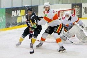 Кременчуг одержал вторую победу в плей-офф над Белым Барсом