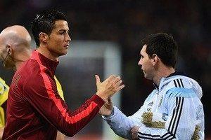 ФИФА назвала игроков, которые могут прервать гегемонию Месси и Роналду