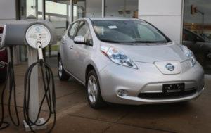 Рынок электромобилей в Украине возобновил рост