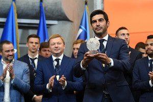 Фонсека: Имидж, который передает Шахтер очень важен для Украины и эволюции футбола