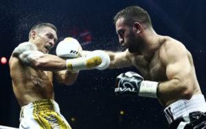 Усик-Гассиев: полное видео боя за титул чемпиона