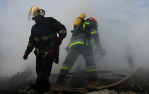 На пожарах в Украине за неделю погибли 43 человека