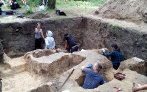 В Украине ученые нашли старинную могилу