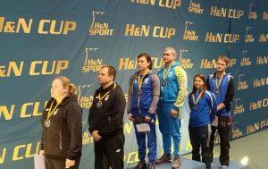 Костевич и Омельчук установили рекорд мира в пулевой стрельбе