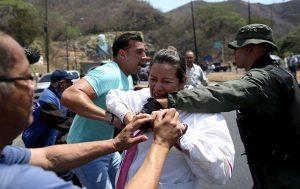 Венесуэла закрыла три моста в Колумбию
