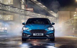 Ford представил мощнейший в истории Focus ST