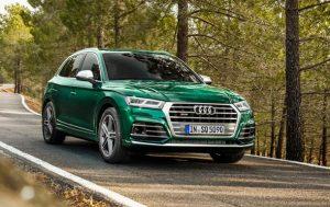 Audi показала дизельный кроссовер SQ5