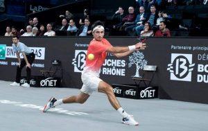 Стаховский впервые с 2015 года вышел в четвертьфинал турнира ATP