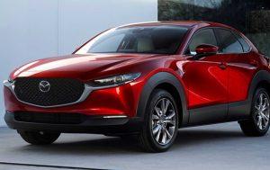 Mazda презентовала компактный кроссовер CX-30