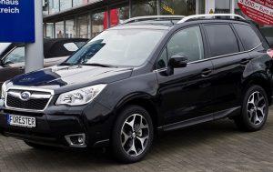 Subaru отзывает рекордное число авто по всему миру
