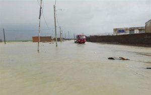 Наводнения в Иране: число жертв превысило 40 человек