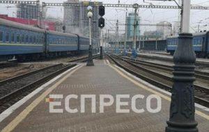 В Киеве поезд отрезал голову мужчине