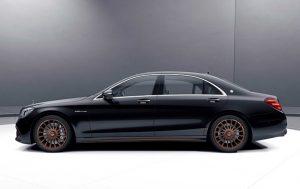 Mercedes-AMG представил