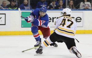 НХЛ: Даллас на выезде обыграл Калгари, Бостон сильнее Рейнджерс