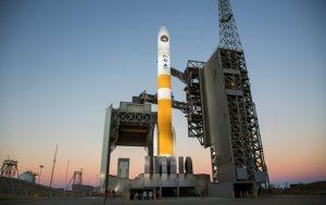 В США отложили запуск секретного спутника ВВС