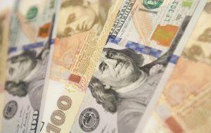 МВФ улучшил прогноз по курсу гривны