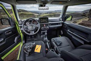 Тест-драйв кроссовера Suzuki Jimny нового поколения