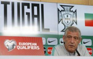 Сантуш: В сборной Украины особо хотел бы выделить Ярмоленко