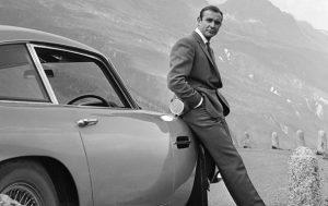 На аукционе продали авто Бонда 1965 года