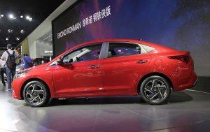 Компания Hyundai презентовала обновленный Solaris