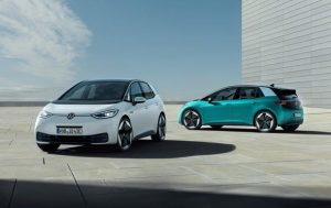 Volkswagen представила первый