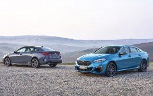 BMW представила компактное 4-дверное купе