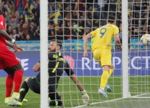 Украина - Португалия 2:1. Онлайн матча