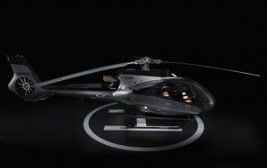 Aston Martin представил вертолет