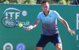 Стаховский обыграл серба в финале квалификации турнира в Монпелье