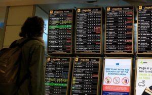 В Мадриде закрыли аэропорт из-за дронов