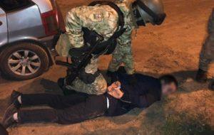 На Киевщине арестовали банду грабителей